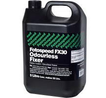 Fotospeed FX30 Odourless fixer 5L