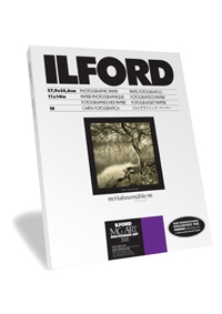 "Ilford MG Fine Art 300 7x9.5"" 50"